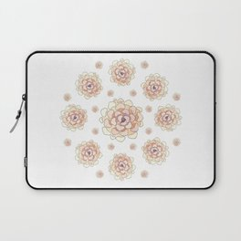 Heart succulent Laptop Sleeve