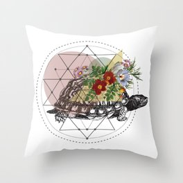 The Ancients_3 Throw Pillow