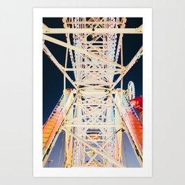 The Big E Art Print