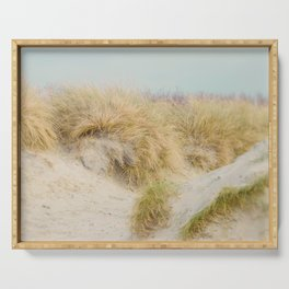 Sand Dunes Serving Tray