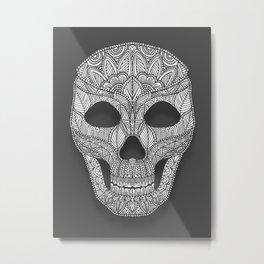 Scull 2015 Metal Print
