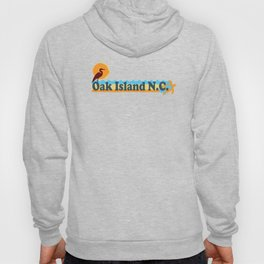 Oak Island - North Carolina. Hoody
