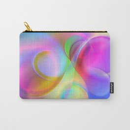 color whirl -21- Carry-All Pouch