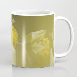 Yellow Daffodils Coffee Mug
