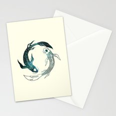 Balance in the Universe Stationery Cards