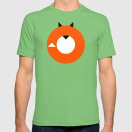 A Most Minimalist Fox T-shirt