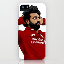 Mo Salah iPhone Case