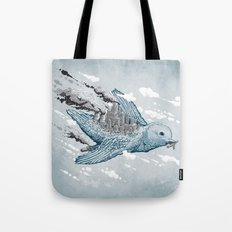 Cleaning the World Tote Bag