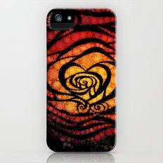 Rose Water iPhone (5, 5s) Slim Case