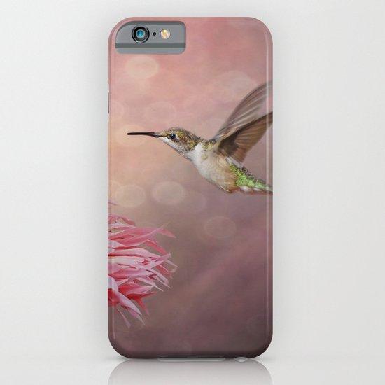 A Hummingbirds Dance iPhone & iPod Case