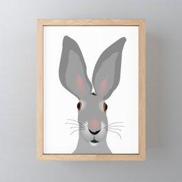 What's Up Framed Mini Art Print