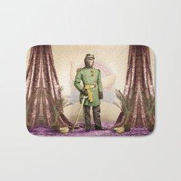 General Simian of the Glorious Banana Republic Bath Mat