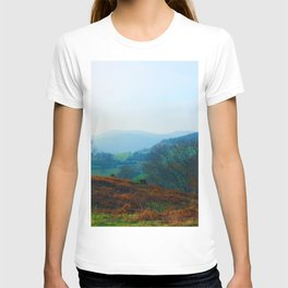 Hills and the Echo T-shirt