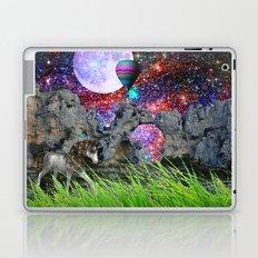 dreaming planet Laptop & iPad Skin