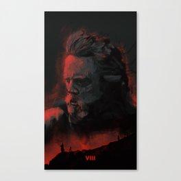 The Last Jedi Canvas Print