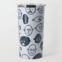 SMILE! Travel Mug