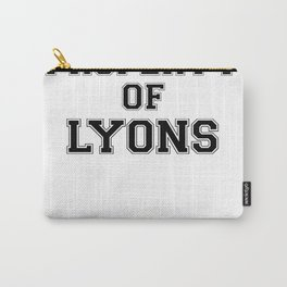 Property of LYONS Carry-All Pouch