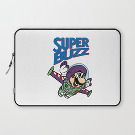 Super Buzz Lightyear Laptop Sleeve