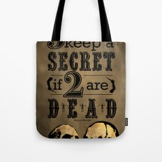 Benjamin Franklin Illustrated Quote Tote Bag