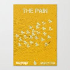 The Cobra Unit - The Pain Canvas Print