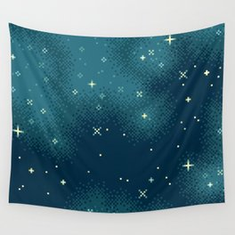 Northern Skies IV Wall Tapestry