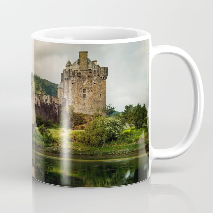 Landscape with an old castle Coffee Mug