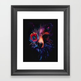 Darkling Framed Art Print