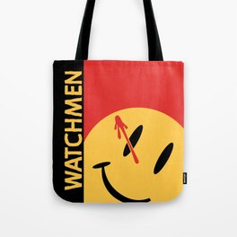Who Watches Who? Tote Bag