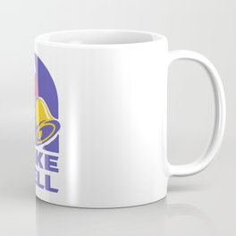 Cute Goose TAKE BELL Taco Bell Untitled Goose Game Meme Design Coffee Mug