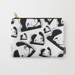 Drama Queen winter - space Carry-All Pouch