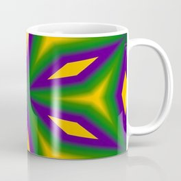 Mardi Gras Star 3598 Coffee Mug