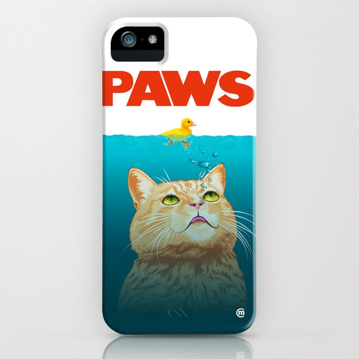 paws! iphone case