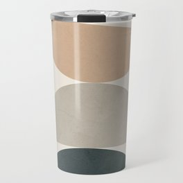 Minimal Shapes No.33 Travel Mug