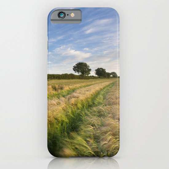 Field of Barley iPhone & iPod Case