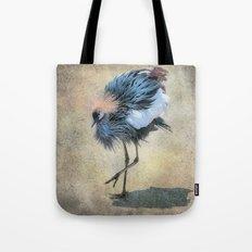 The Dancing Crane Tote Bag