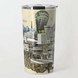 Collage City Mix 7 Travel Mug