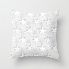 Stars 4 Throw Pillow