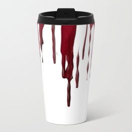 GOTH BLEEDING ART DESIGN Travel Mug