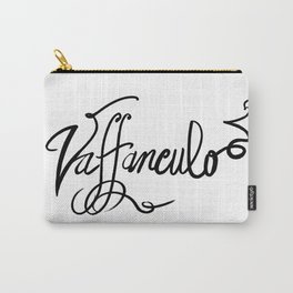 Vaffanculo Carry-All Pouch