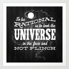 Rationality Art Print
