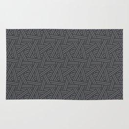 Interweaving Lines Rug