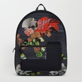 Derby Doll Backpack