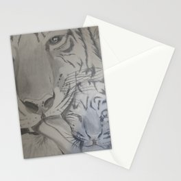 Abiding love Stationery Cards