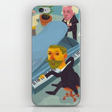 Amundsen's party iPhone & iPod Skin