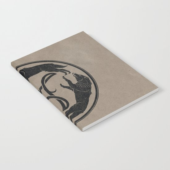 Running Wild Notebook