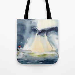 Hope Bay Tote Bag