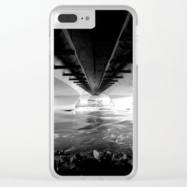 Some Unknown Subterranea Clear iPhone Case