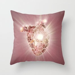 When you asked me out Throw Pillow