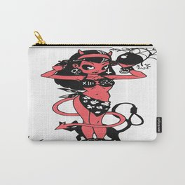lady unlucky Carry-All Pouch