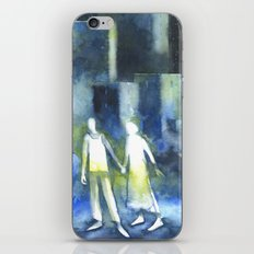Lost souls at moonlight iPhone & iPod Skin